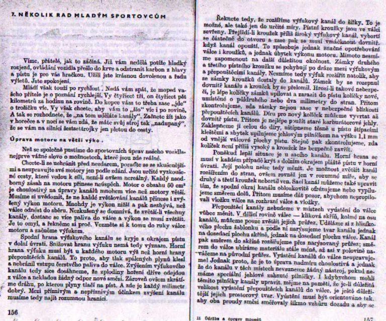 Návod na úpravu motoru Stadion (Jawa 552) - strana 3
