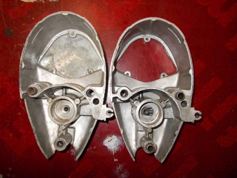 Rozdíly pravých vík motoru Jawa 20