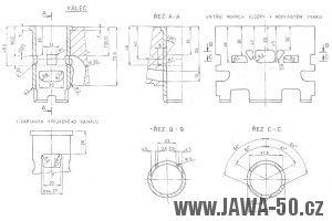 Návod na tuningovou úpravu motoru Simson (náhled)
