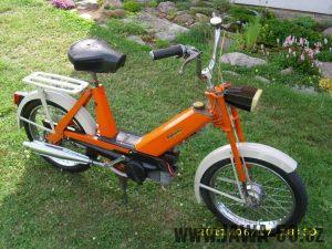 Vývozní moped Jawa 50 typ 206 Babetta (Mofa)