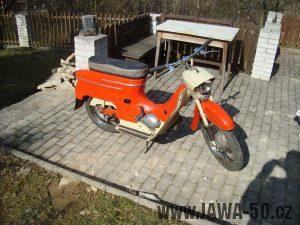 Jawa 05 Standard (pionýr) z roku 1966